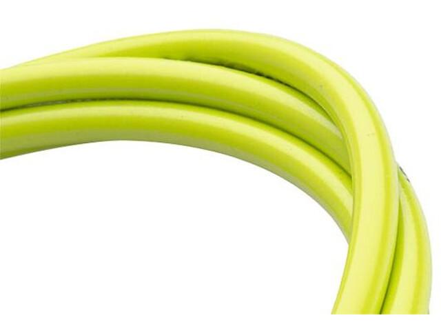 Jagwire CGX SL Cables de freno Incl. Tapas 10m, verde